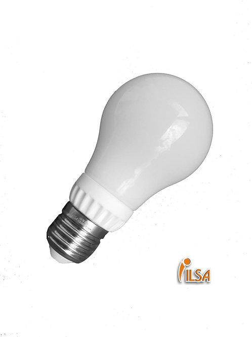Bombillo LED 7W luz cálida rosca E27
