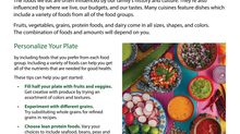Personalizing Your Plate To Include Foods from Other Cultures – Latin American Cuisine