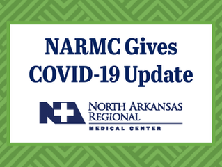 NARMC Gives COVID-19 Update