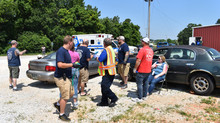NARMC offers Mass Casualty Incident As Part of Course