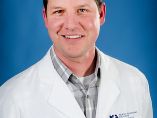 NARMC Welcomes Anesthesiologist