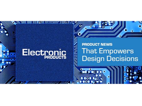 """Electronic Products Honors NS Nanotech in """"Optoelectronics Component of the Year"""" Ranking"""
