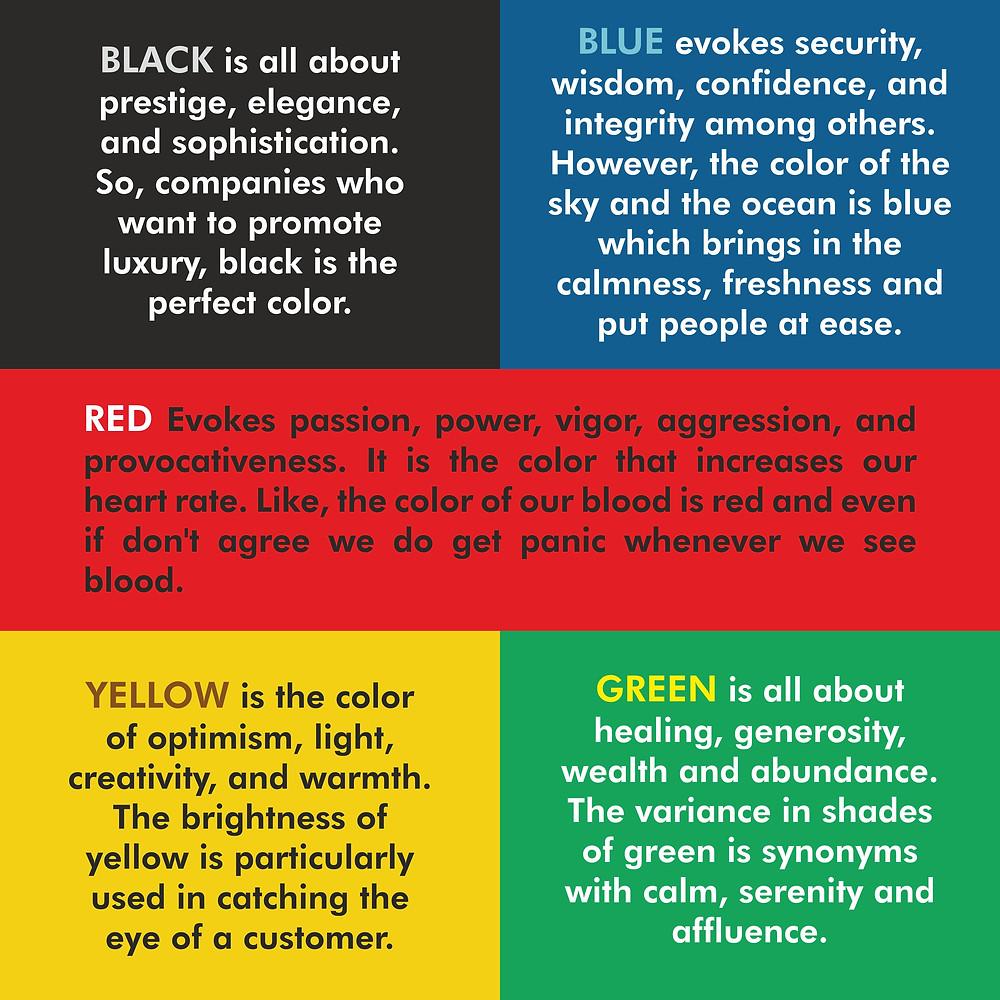 Color Variation Invoke Emotions