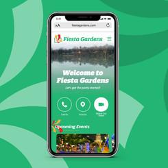 Fiesta Gardens Website