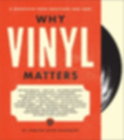 Book cover for Why Vinyl Matters