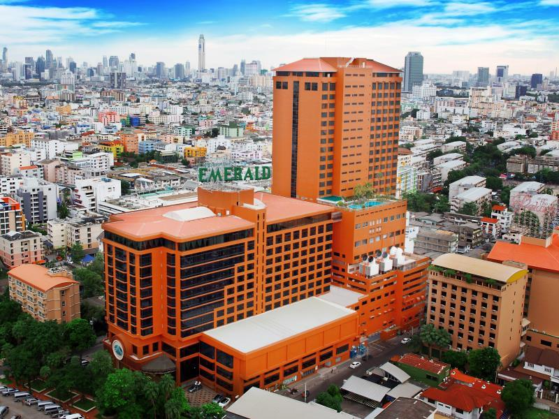 The Emerald Hotel - Bangkok