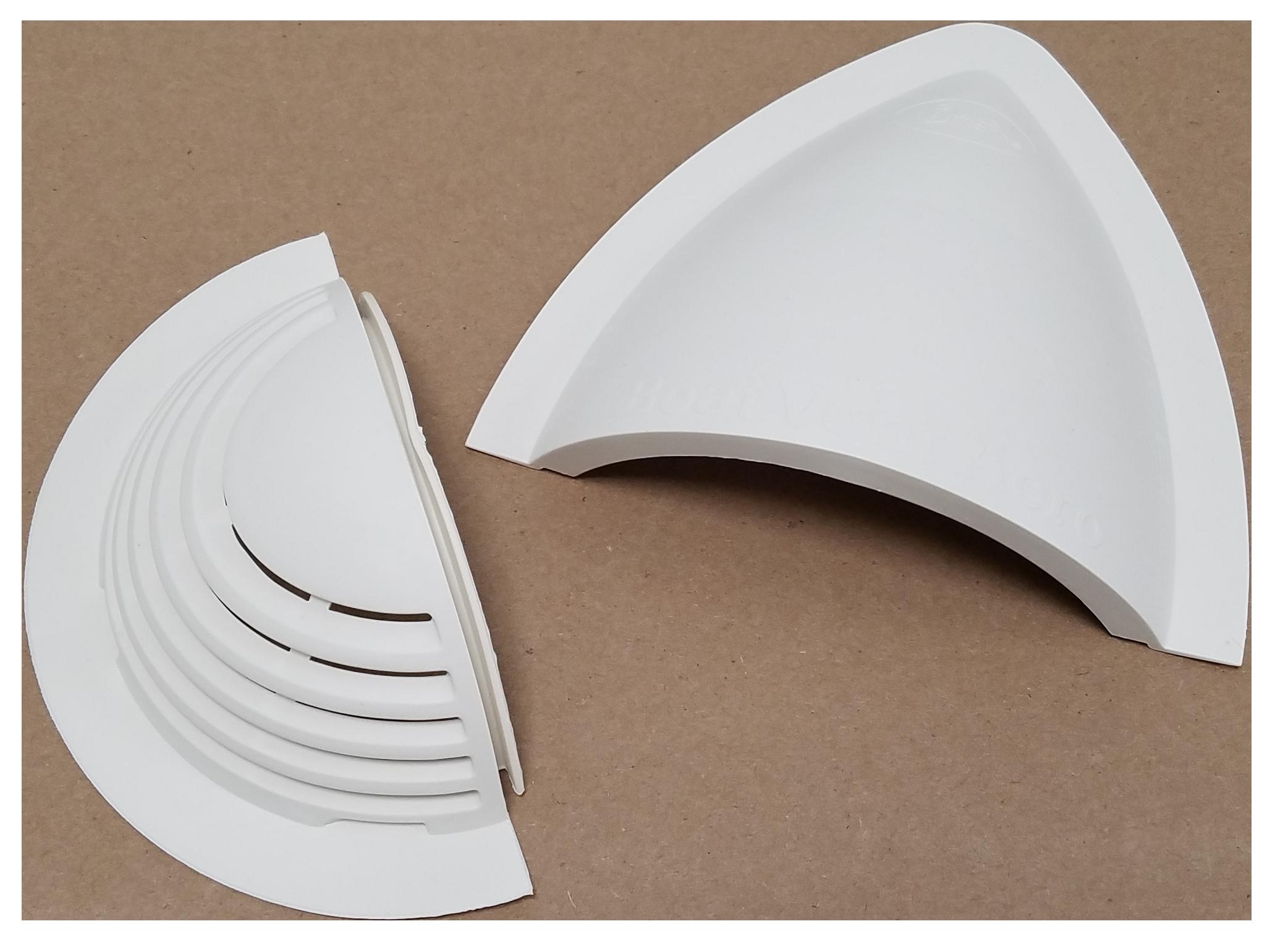 Aero White 2 Pieces PNG