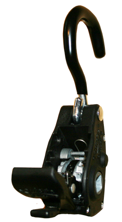 Ratchet Lever Style Top View