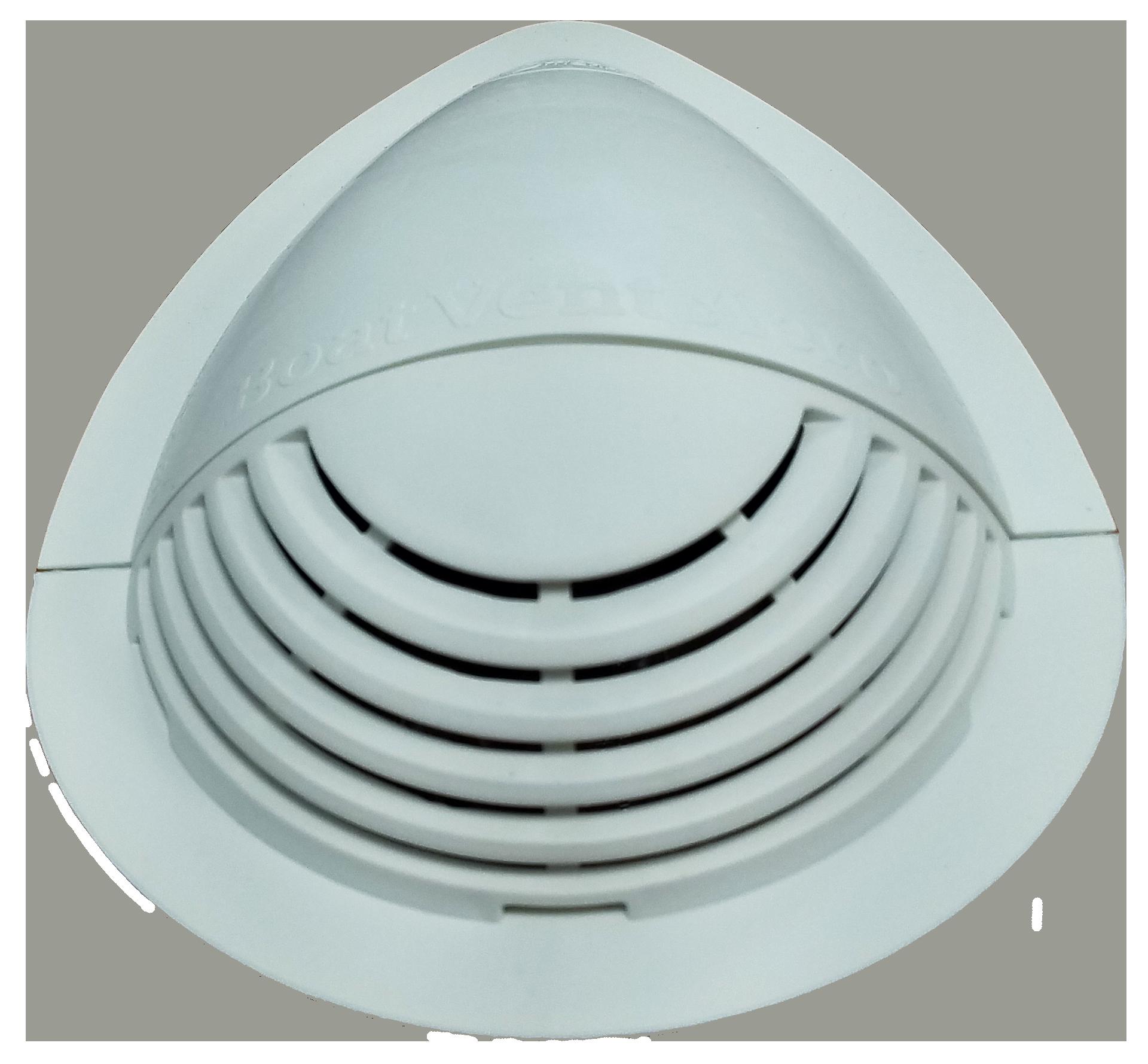 Aero White Front PNG