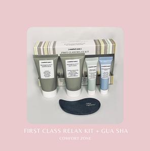 RELAX KIT + GUA SHA $39