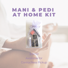 Manicure & Pedicure At Home Kit $44.50