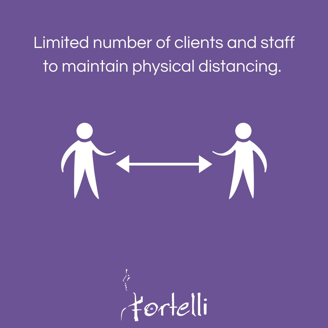 Physcial Distance