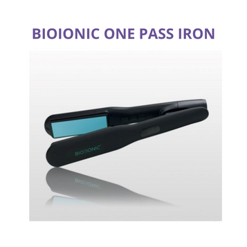 BIOIONIC One Pass Iron $199.95