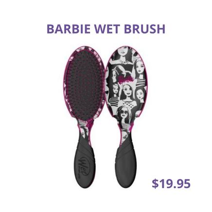 Barbie Wet Brush $19.95