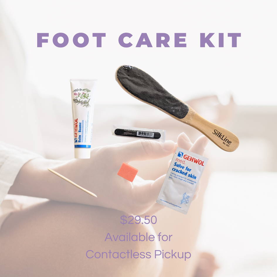 Foot Care Kit $29.50