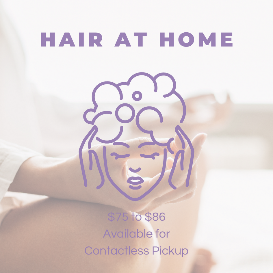 Hair Mask Promotion
