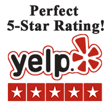 Yelp perfect 5-star rating link