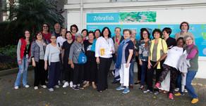 Grupo do Circuito Butantan da Maior Idade recebe palestra sobre Zebrafish