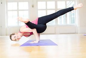 Yoga Arm Balances