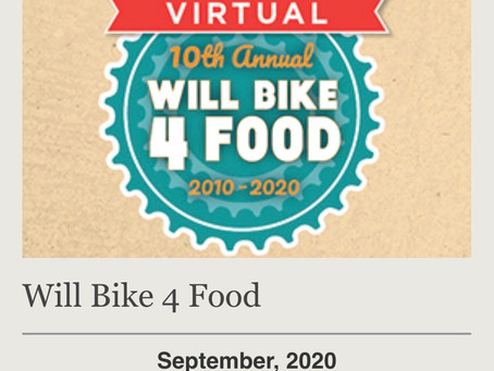 Will Bike 4 Food