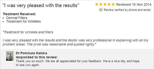 reviews from true costomers