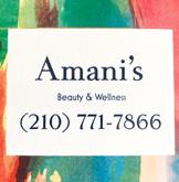 Amani's Beauty & Wellness