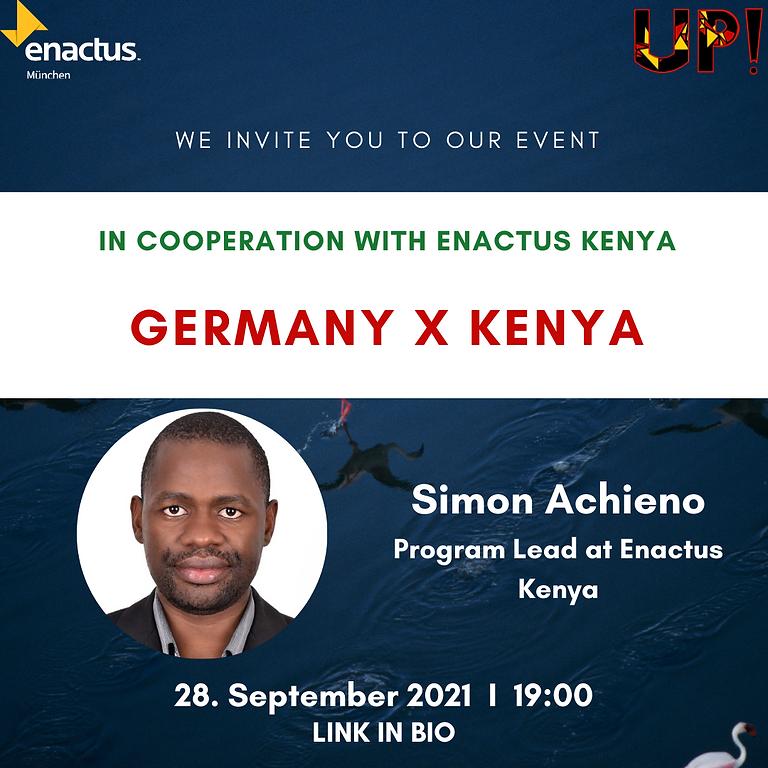 Enactus Kenya x Germany