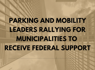 Industry Initiative: Federal Support for Municipalities