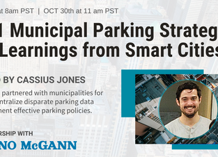 2021 Municipal Parking Strategies: Key Learnings from Smart Cities