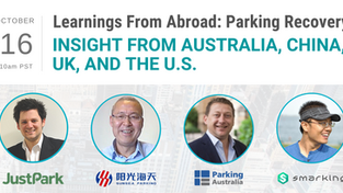 Global Parking Recovery In China, Australia, UK, and the US: 2021 Outlook