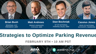 Smarking's Recovery Series: ABM Shares Strategies to Optimize Parking Revenue