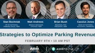 [Webinar] ABM Shares Strategies to Optimize Parking Revenue