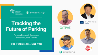 Webinar on Demand: Forecasting the Future of Parking Post-Pandemic