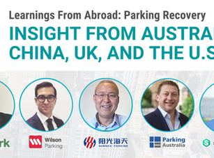 Learnings From Abroad: Parking Recovery In China, Australia, UK, and U.S.