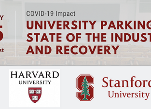 [Webinar] COVID-19 Impact on University Parking: State of the Industry and Recovery