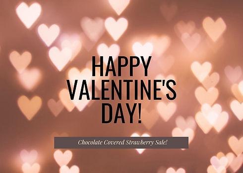 Brown and Pink Boyfriend Valentine's Day
