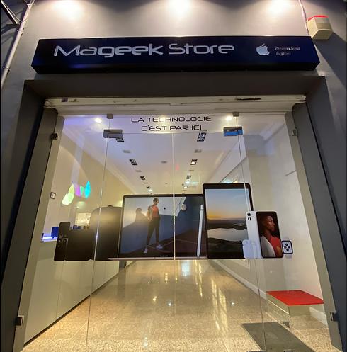 Notre Boutique Mageek Store est dédié principalement aux produits Apple MacBook Pro, iPad, iPhone, AirPods