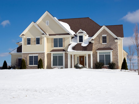 3 Ways To Create Winter Curb Appeal