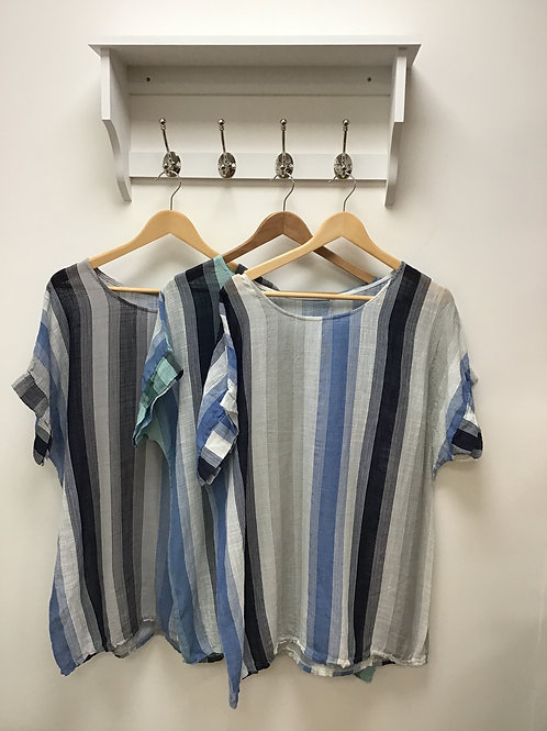 Lightweight Stripe Top