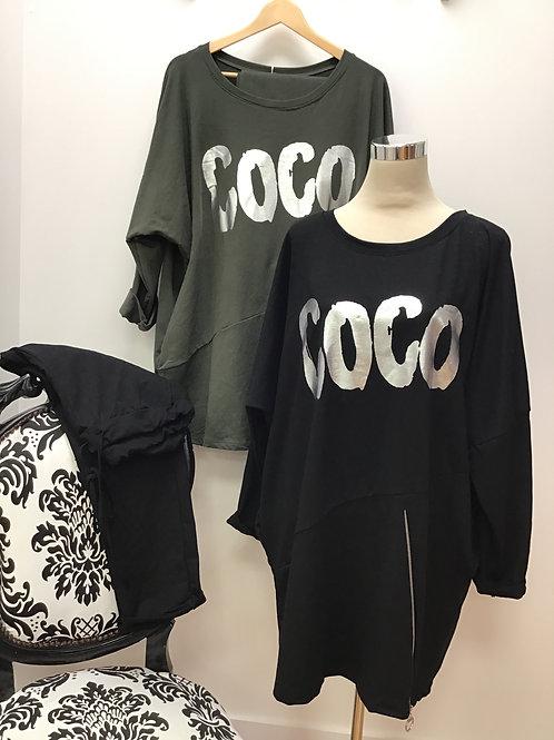 Coco loungewear set
