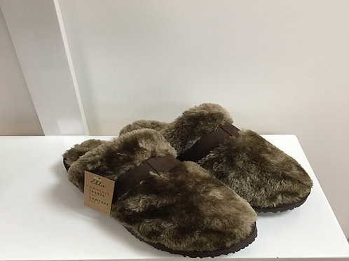 Brown Slippers