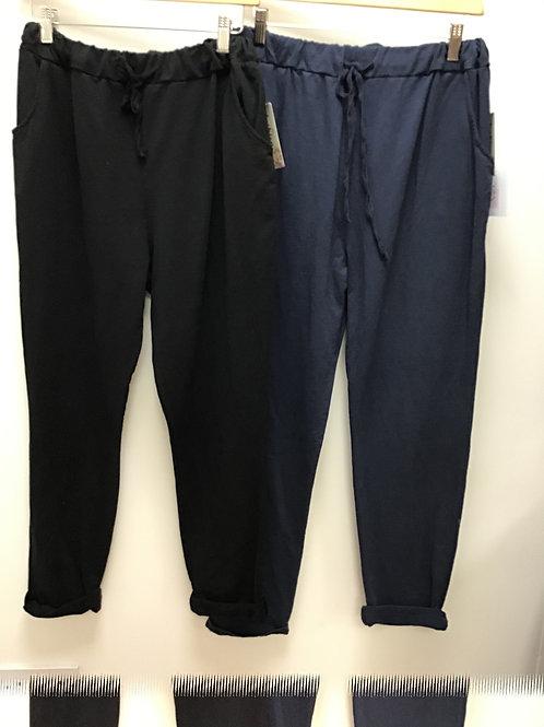Four Pocket Jogging Trousers.