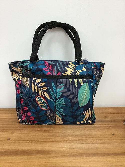 Tropical Leaves Waterproof Bag