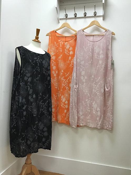 Dandelion Sleeveless Dress