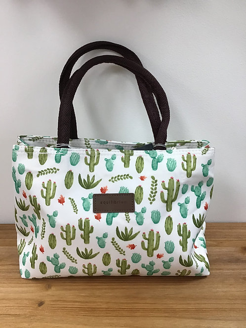 Cactus waterproof handbag
