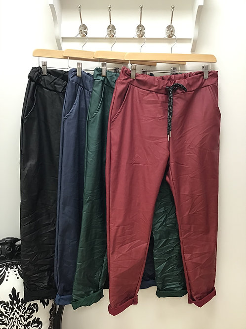 MagicPleather Trousers