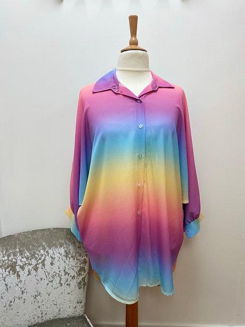 Pastel Oversized Shirt