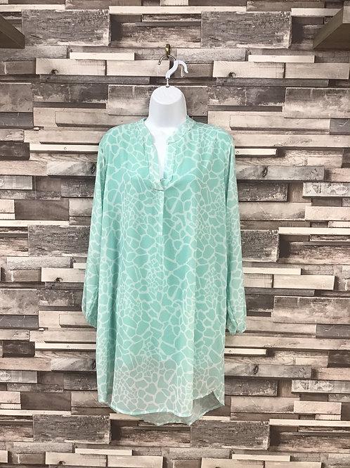 Giraffe Print Tunic/Dress