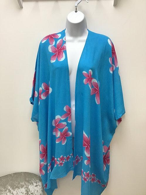 Turquoise Beach Wrap (Kimono)