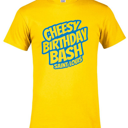 Cheesy Birthday Bash T-Shirt